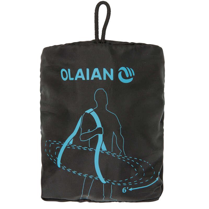 Szörfdeszka szállítása és tárolása Strand, szörf, sárkány - Hordpánt szörfdeszkához OLAIAN - Hullámlovaglás, strandsportok