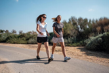 Sepatu Jalan Wanita PW160 Br'Easy - Hitam