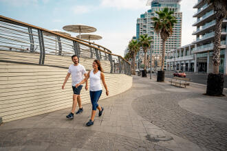 fitness walking holidays