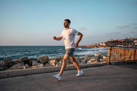 Кросівки чоловічі PW 540 Flex-H+ для спортивної ходьби - Білі