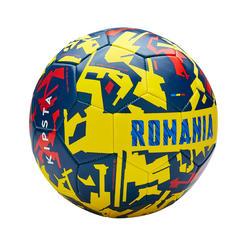 Balón de fútbol Kipsta Rumanía 2020 talla 5