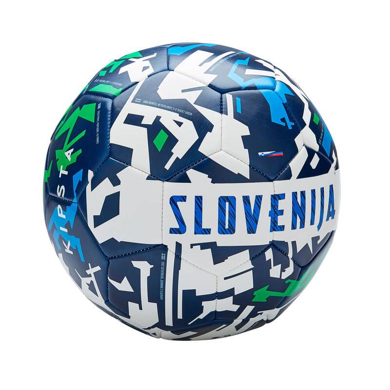 JINÉ TÝMY Fotbal - MÍČ SLOVINSKO 2020 VEL. 5 KIPSTA - Fotbalové míče a branky