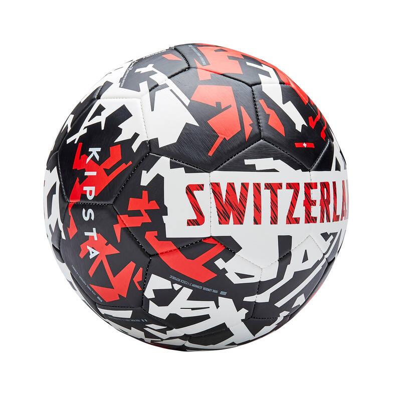 JINÉ TÝMY Fotbal - MÍČ SUISSE 2020 VEL. 5 KIPSTA - Fotbalové míče a branky