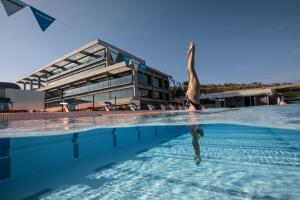 bienfaits natation synchronisée