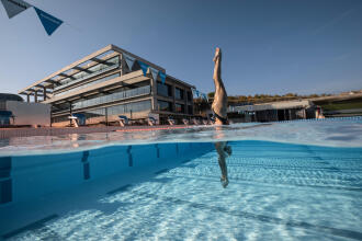 The benefits of synchronised swimming