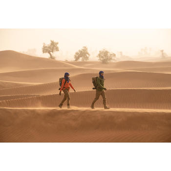 Pantalon de Trekking désert DESERT 500 homme marron