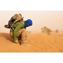 Unisex Desert Trekking Sand-Proof Boots Desert 500 - Brown