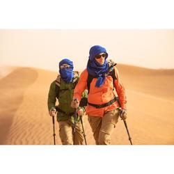 Cheich de Trekking désert DESERT500 bleu
