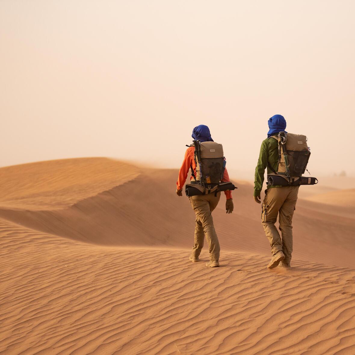 Maroc où et quand partir pour un trek dans le désert