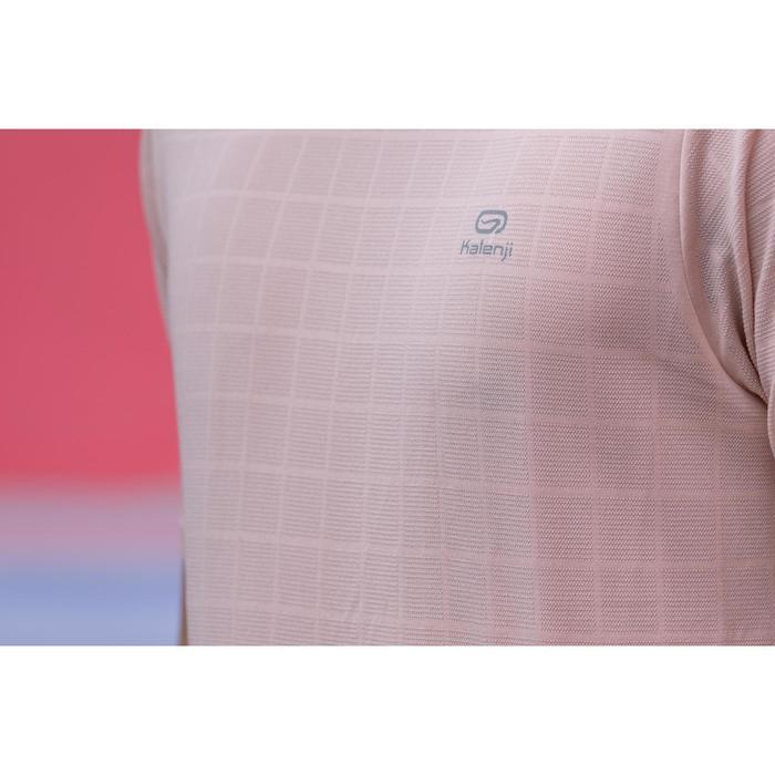 T恤Run Dry + Feel粉色