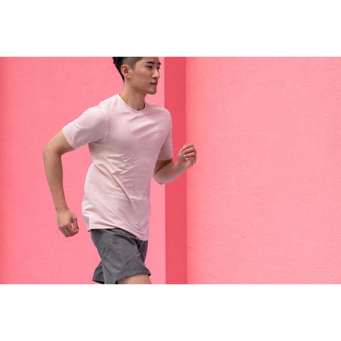 T-shirt Run Dry + Feel Pink