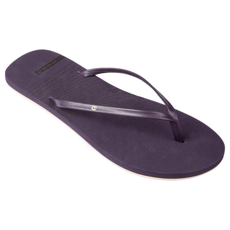 Women's Flip-Flops 150 - Purple