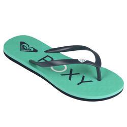 Slippers voor dames Sea groen OP DEV