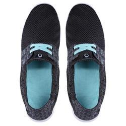 Waterschoenen espadrilles dames Areeta Jiome blauw