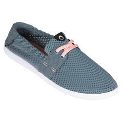 Strandschoenen voor dames Areeta blauwgrijs