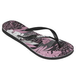 Slippers voor dames Slim Surf Floral