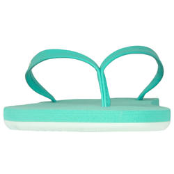 TONGS Femme 150 Turquoise