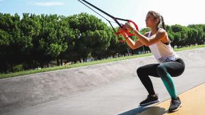 TRX懸吊式健身訓練帶教學