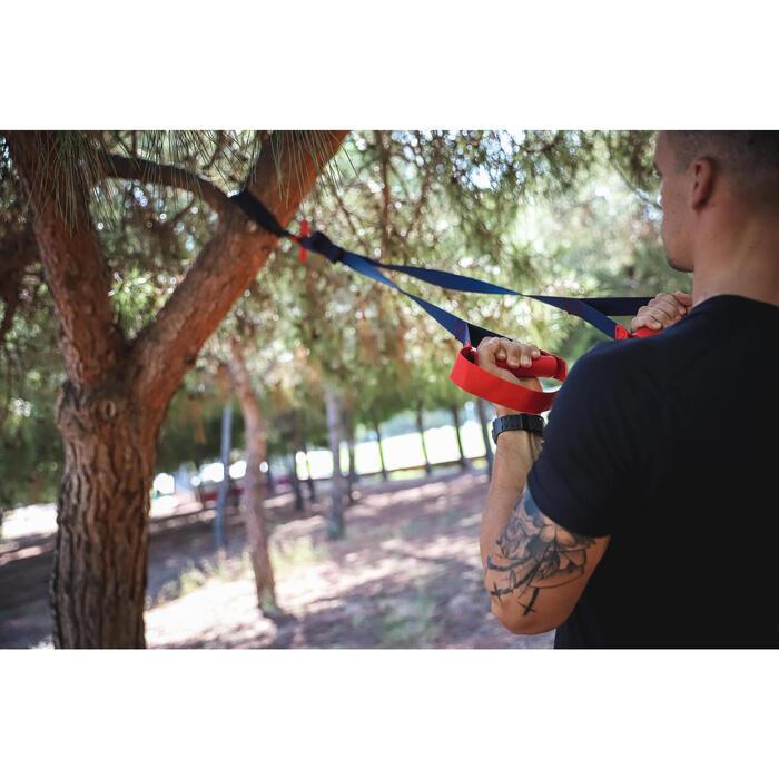 懸吊式訓練器DST 100-藍色/紅色