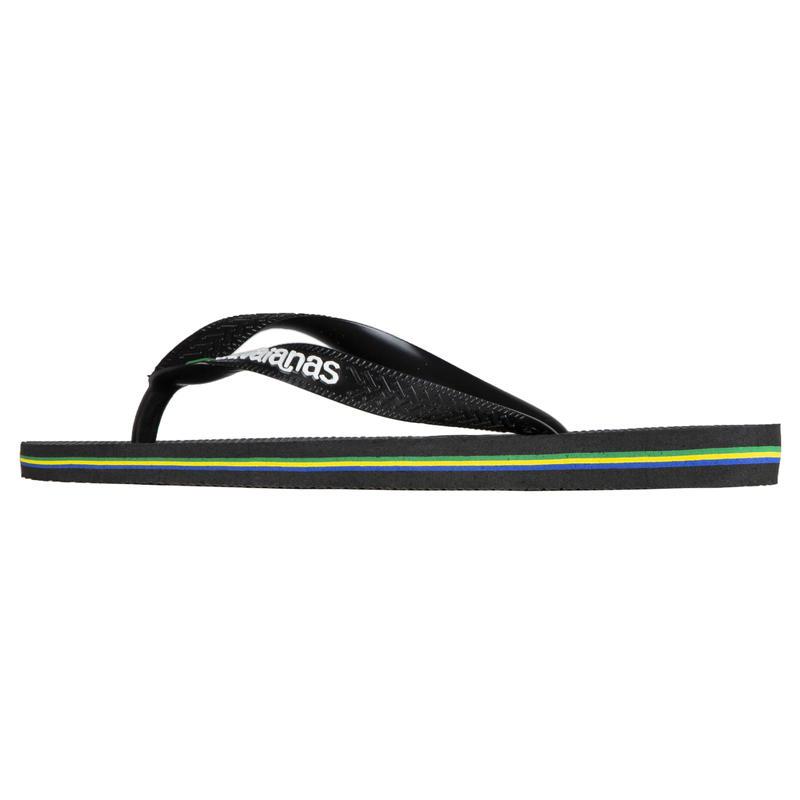 Men's Flip-Flops Havaianas Logo - Black