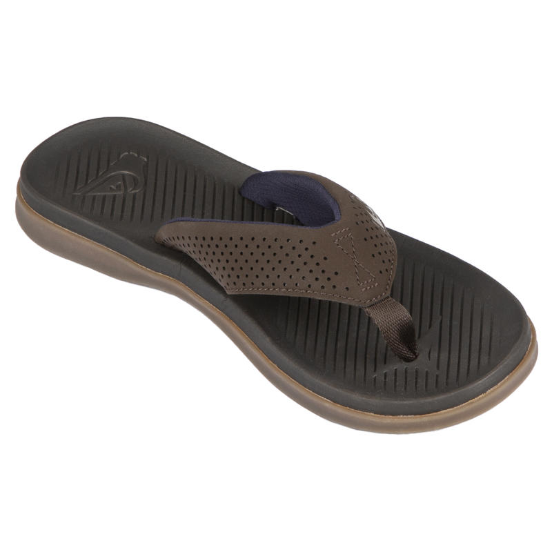 Men's Flip-Flops Quiksilver Haleiwa - Brown