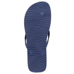 Slippers voor heren 120 Jap blauw