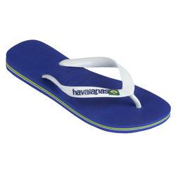 Slippers Heren Havaianas Loge Marineblauw