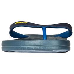 Slippers voor heren 500 blauw