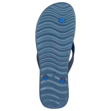 TONGS Homme 500 Bleu
