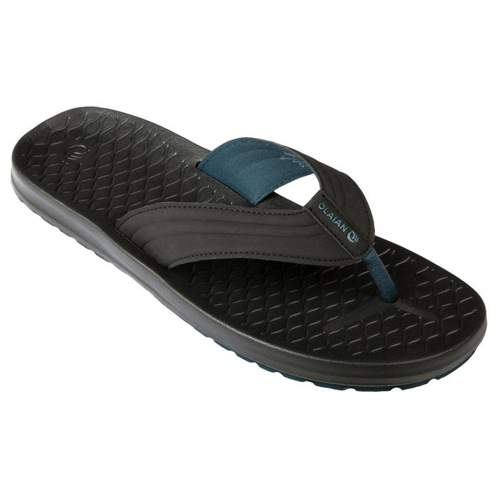男款夾腳拖鞋550-黑色