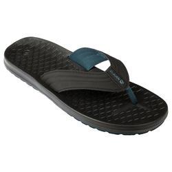 Slippers voor heren 550 zwart