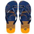 DOPLŇKY SURF PÁNSKÉ Surfing a bodyboard - PÁNSKÉ ŽABKY 120 MODRÉ OLAIAN - Obuv, osušky a doplňky k vodě