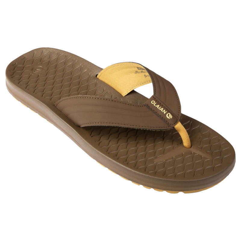 MEN'S FOOTWEAR Surf - TO 550 M - Brown OLAIAN - Surf Clothing