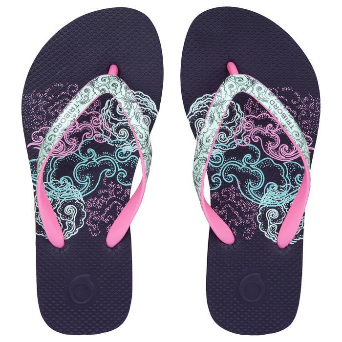 Slippers voor meisjes 500 Nuba