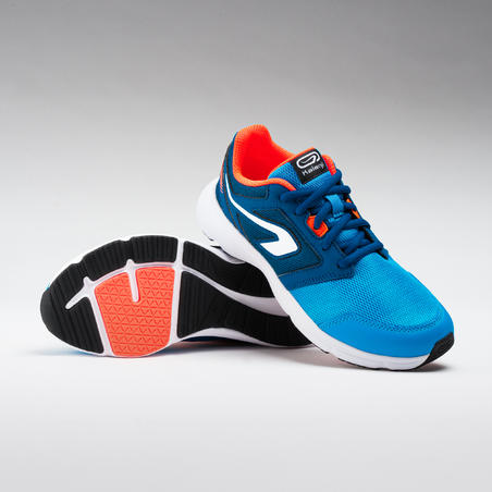 Run Support Lace-Up Athletics Shoes – Kids