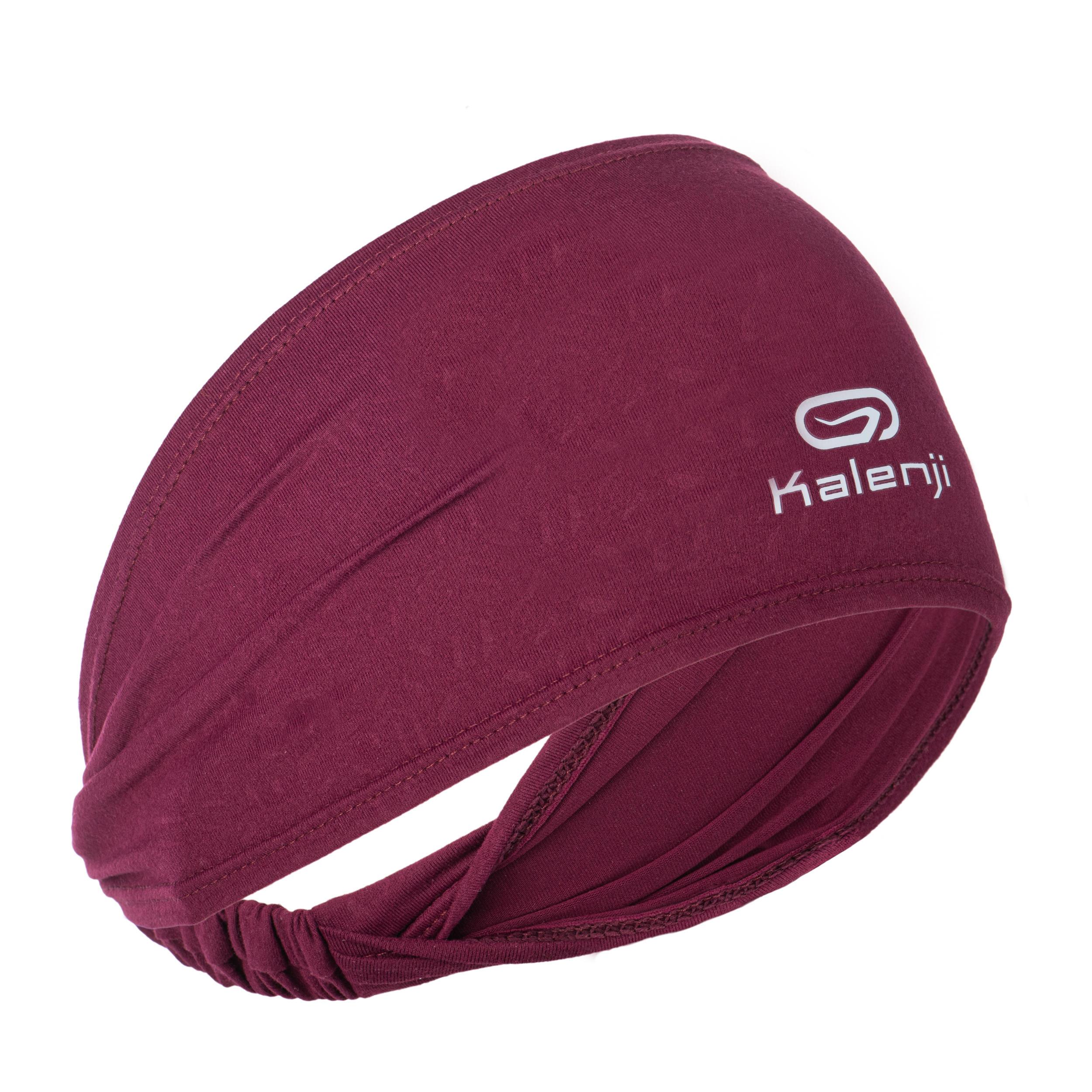 Stirnband//Schirm schützt vor Wind und Sonne in 6 Farben