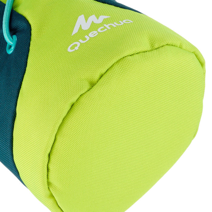 健行水杯保溫套(0.5到0.6 L)-黃色/綠色
