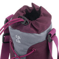 Insulated hiking bottle sleeve 0.5-0.6 L