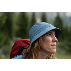Hoed voor bergtrekking Trek 100 blauw
