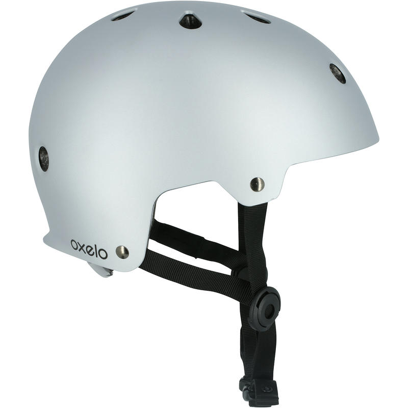Play 5 Inline Skating, Skateboarding, Scootering and Cycling Helmet - Grey