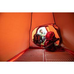2人獨立式三季帳篷Trek 100-橘色