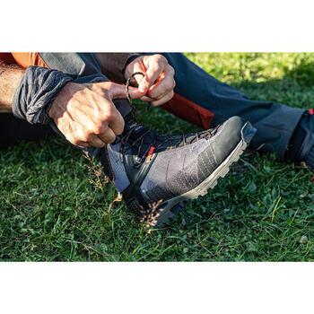Mountain Trekking headband TREK 100 multi position black