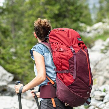 5 consigli per scegliere uno zaino da montagna e trekking | DECATHLON