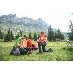 Sac à dos de trekking en montagne homme - TREK 100 Easyfit - 50L noir