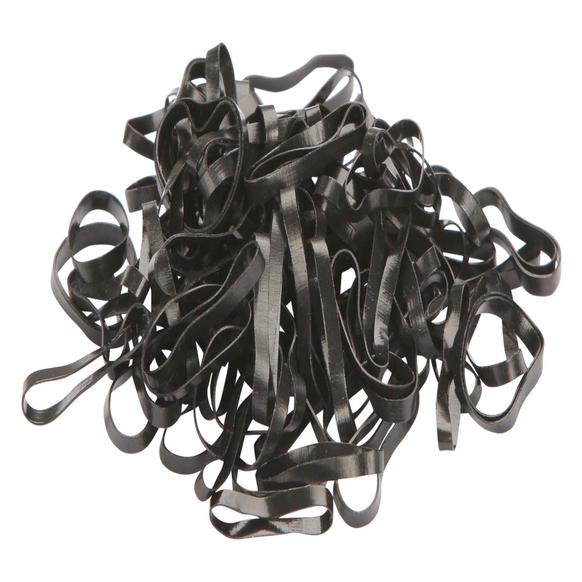 Elastic negru silicon
