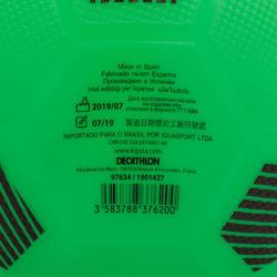 Ballon de football Sunny 300 taille 5 vert