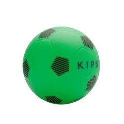 Balón de fútbol Sunny 300 talla 5 rosa azul