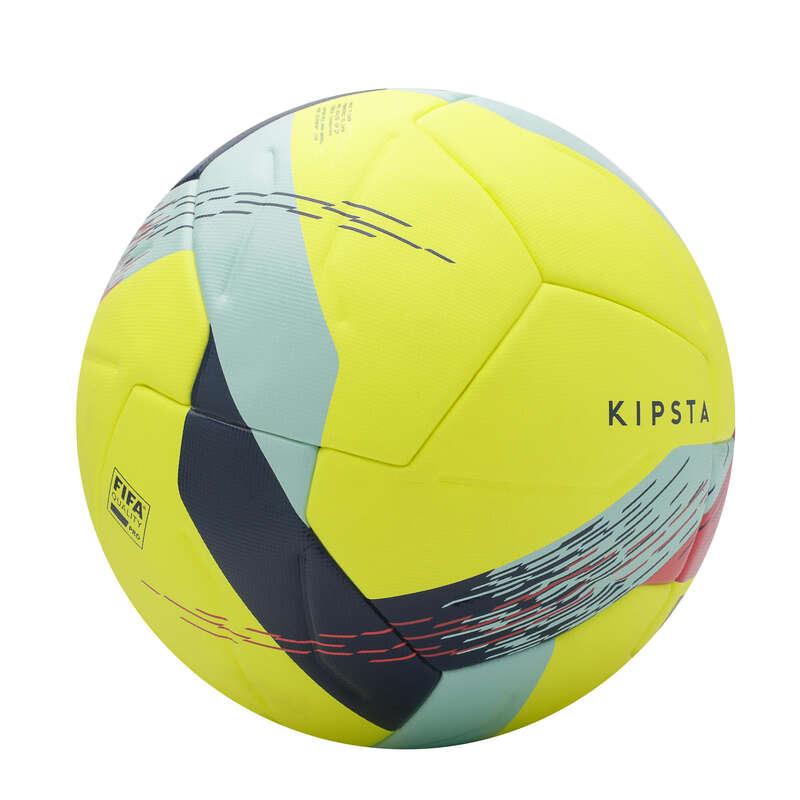 Palloni calcio a 11 Sport di squadra - Pallone calcio F900 T5 giallo KIPSTA - Palloni calcio