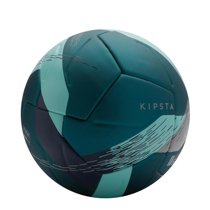 Thermobonded Size 5 Football FIFA Pro F900 - Green