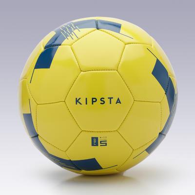כדורגל F100 מידה 5 (לגיל 12 ומעלה) - צהוב
